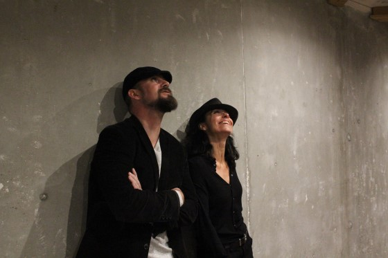 Jennifer anderson et Eric Frèrejacques - On air radio